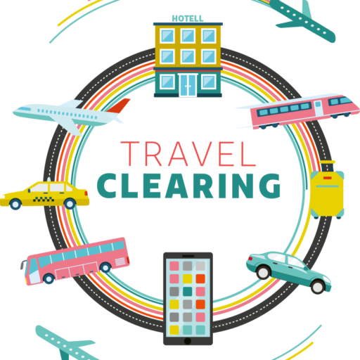 Travel Clearing logotype