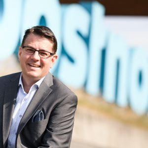 Per Johansson, Group Travel Manager på Postnord